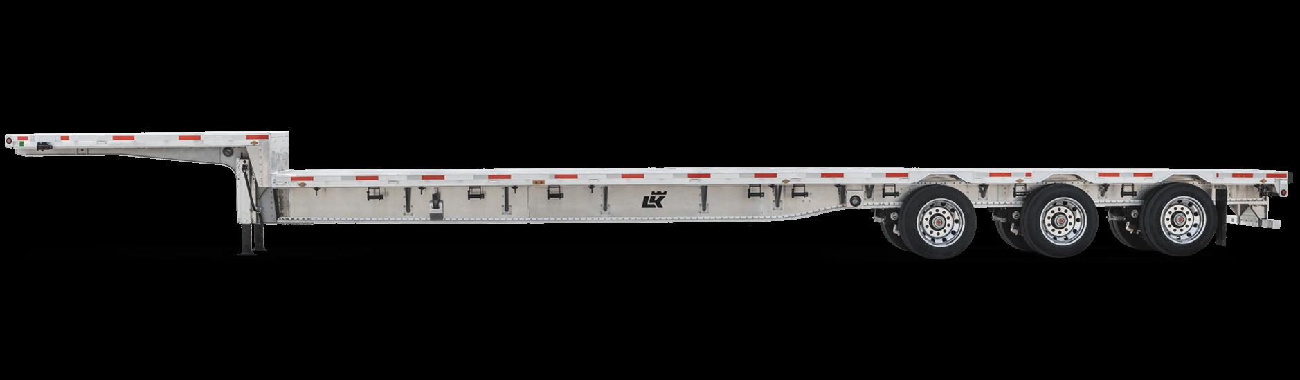 tri-axle configuration