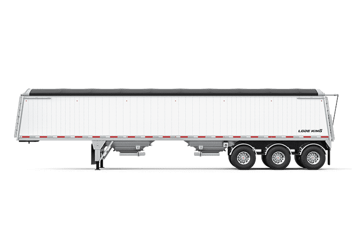 Premier manufacturer of flatbeds, hopper trailers, and heavy