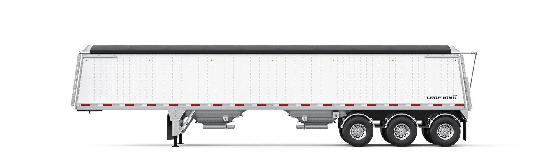 Hopper Aluminum Tri-axle