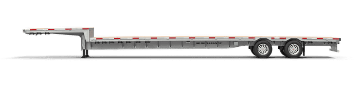Deck Aluminum Tri-Axle