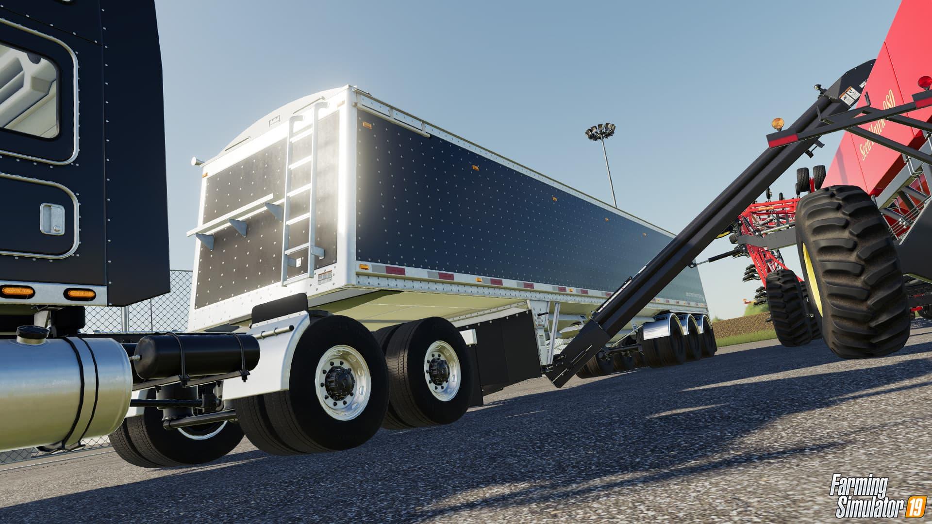 Lode King comes to Farming Simulator 19 - Lode King